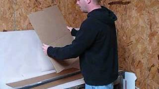 """""""how To"""" Make A Odd Shaped Box At Home!"""