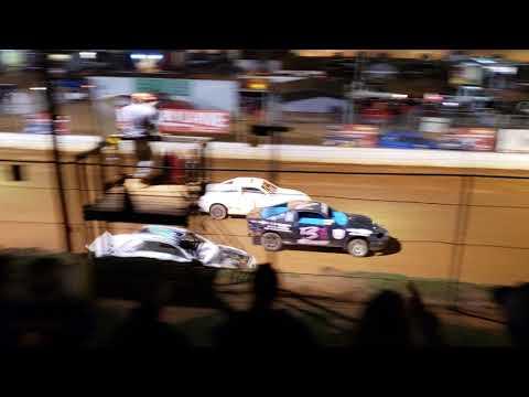 FWD main at Laurens Speedway 8/25/18