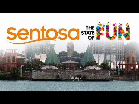 INSIDE Sentosa with Jamie Yeo | June 2015
