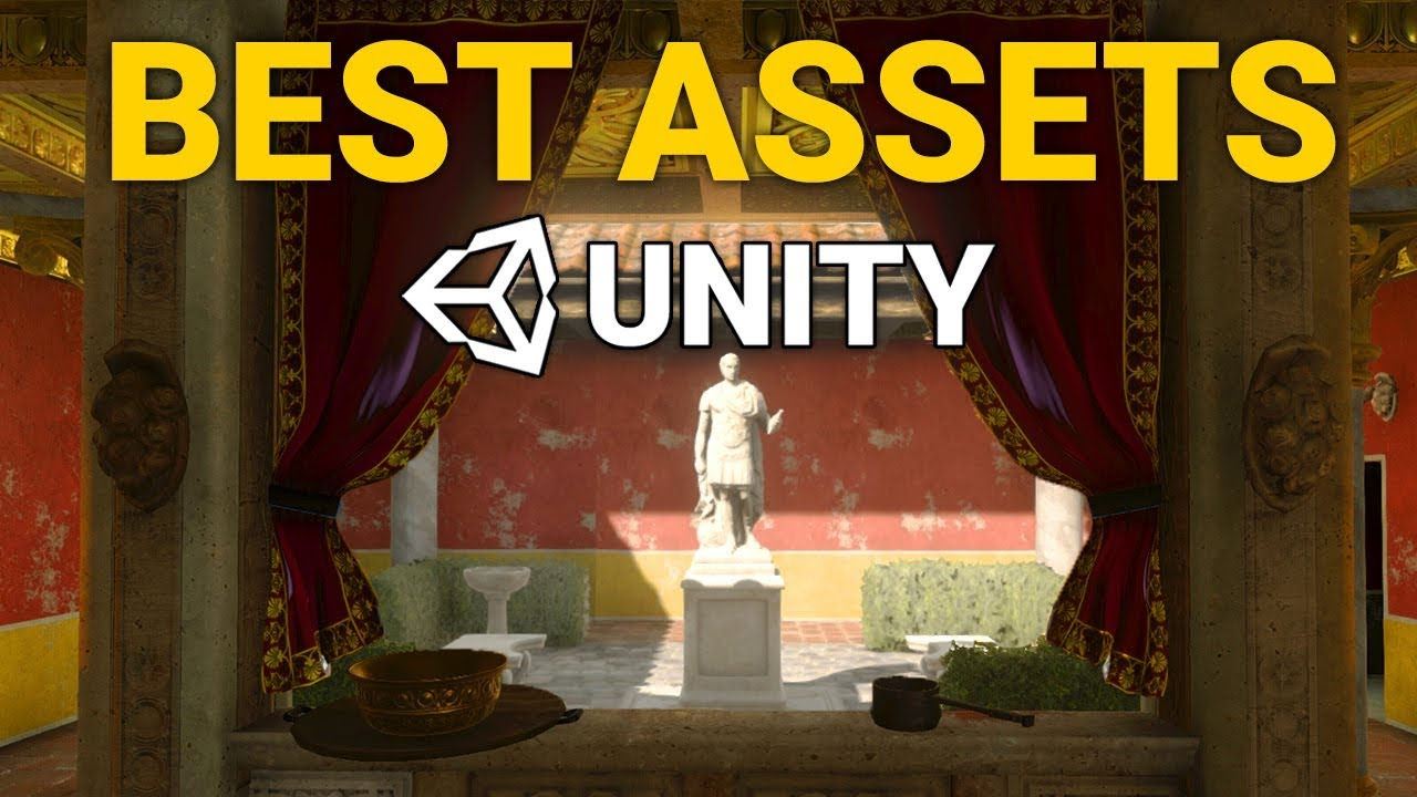 BEST ASSETS for Unity 2019! 🔥