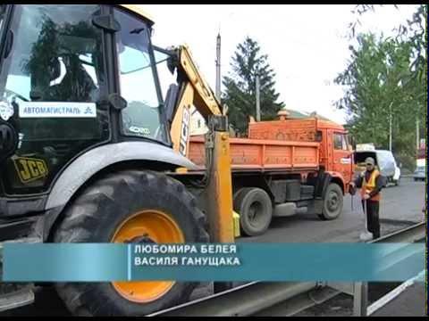 На Прикарпатті продовжуються роботи з ремонту доріг державного значення