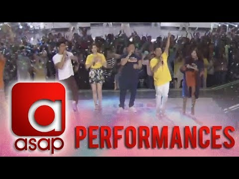 ASAP: Just Love Araw Araw with the ASAP Stars!