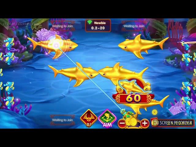Cari Penghasilan dari Rumah dengan main Game tembak ikan online terbaru