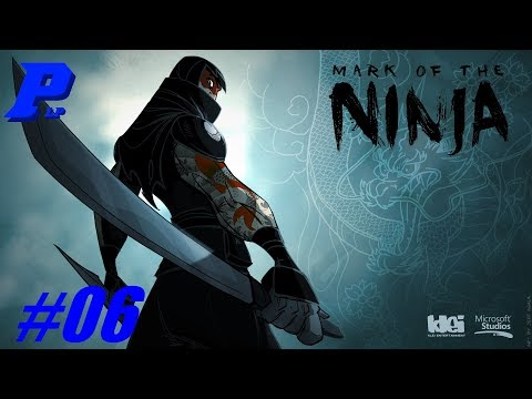 Let's Play Mark of the Ninja (PC) - Part 06 - The Chase