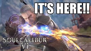 Soul Calibur 6 is Here!! Online Matches and First Impressions!