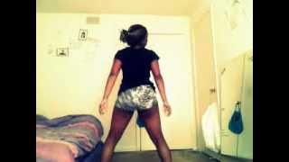YoungSavages Meshiaa dancing to Twerk Dat Ass thumbnail