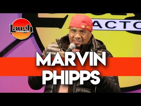 Marvin Phipps   Student Debt   Laugh Factory Stand Up Comedy