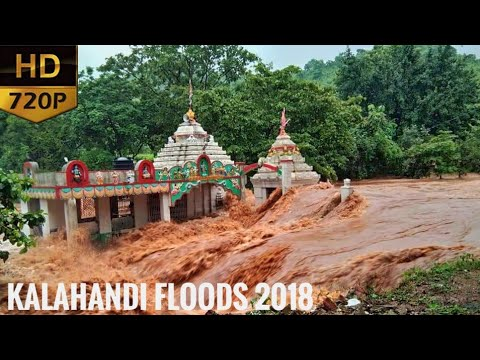 Kalahandi Floods 2018 | News | Heavy Rainfall