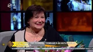 Kult'30 – az értékes félóra: Zsurzs Katit köszöntöttük születésnapja alkalmából