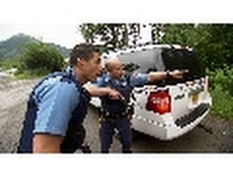 Eluding A Police Officer | National Geographic