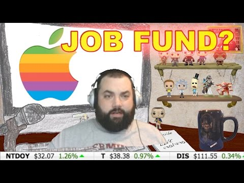 APPLE IS NOW IN THE JOB CREATION GAME! ~Investor XP~