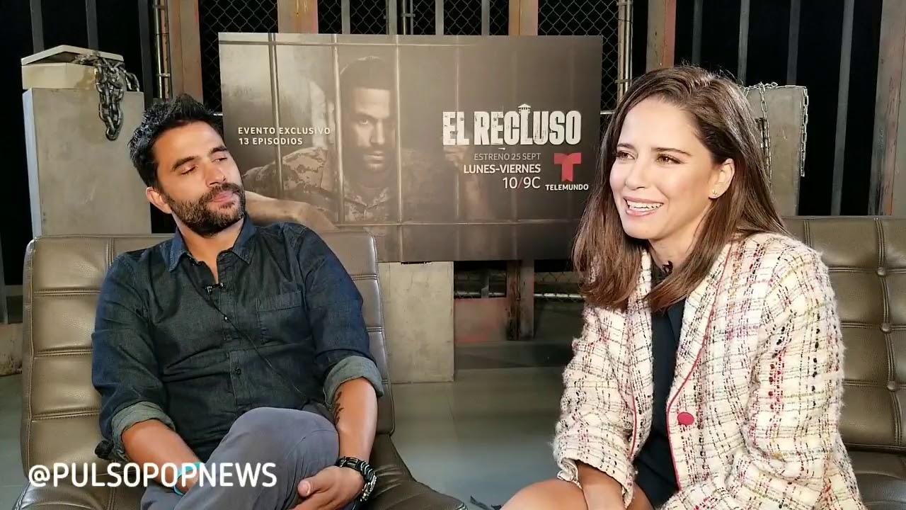 Ana Claudia Talancon Instagram nacho serricchio & ana talancón talk new prison thriller 'el
