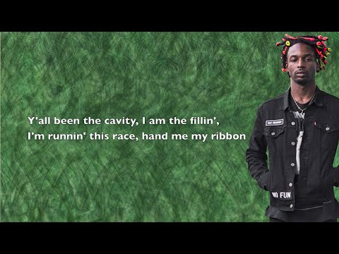 Jazz Cartier - The Valley / Dead Or Alive - Lyrics