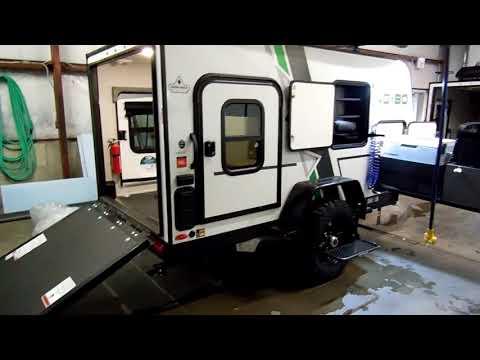 Best Offroad Tough Teardrop Hybrid Camper Trailer Det
