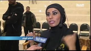 زوجان من الأردن يخصصان إنتاجهما المسرحي لمدة عام لمكافحة الأفكار المتطرفة