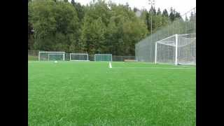 Penalty Kicks Part 2 (132 km/h)