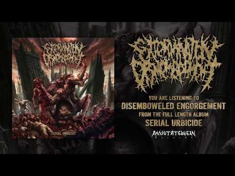 Extermination Dismemberment - Disemboweled Engorgement [OFFICIAL HD AUDIO]