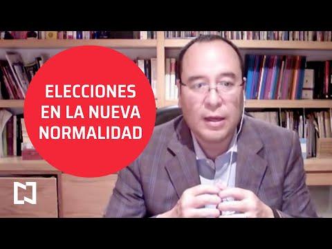 Cómo serán afectadas las elecciones por el coronavirus - Es la hora de opinar