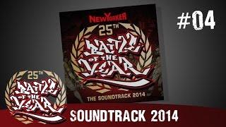 BOTY 2014 SOUNDTRACK - 04 - ZAMALI - LITTLE SKY [BOTY TV]