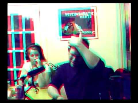 Zombie Popcorn Radio 3D - Rosemary's Alien Show #26 / Video# 12