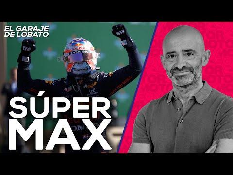 Maxnífico Verstappen en casa - El Garaje de Lobato | SoyMotor.com