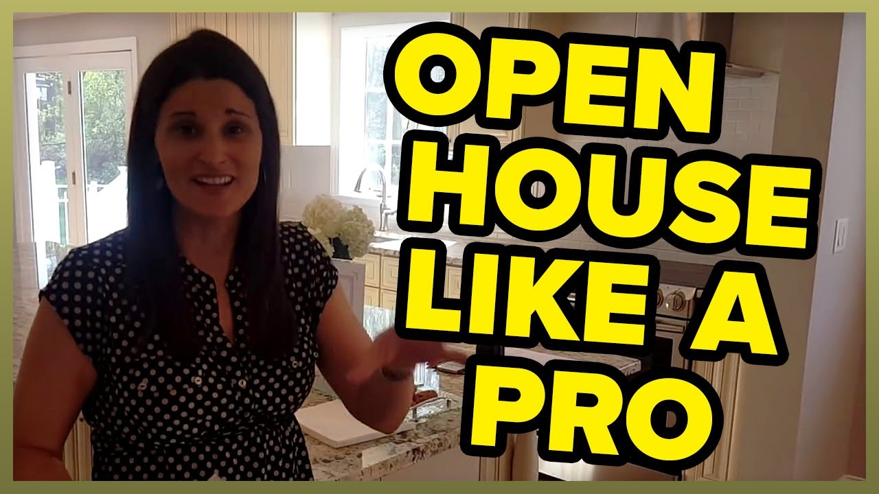Tips For Hosting A Successful Open House YouTube