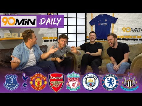 Could Barca join the Premier League!? | Winks England call up, is he better than Wilshere? | Daily