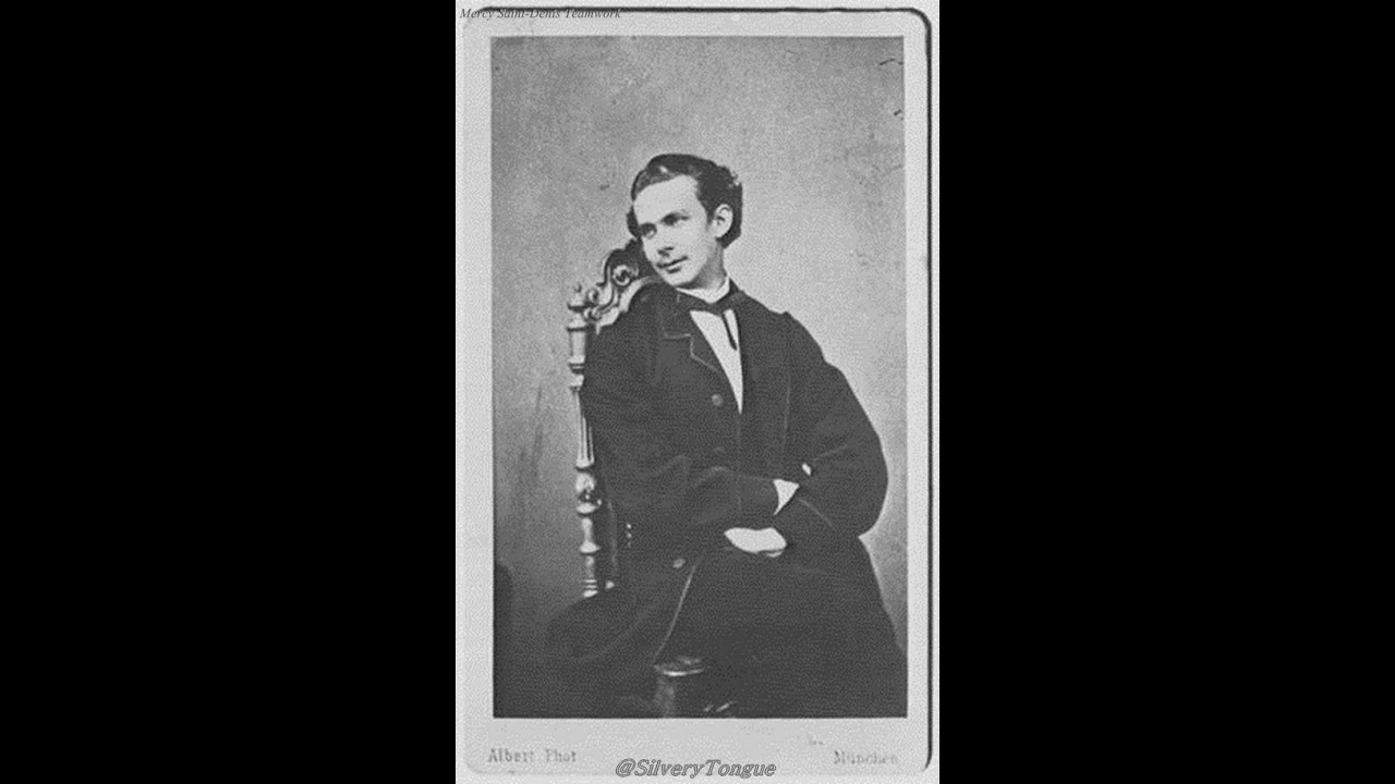 Briefe Von Ludwig Ii : KÖnig ludwig ii von bayern zwischen euphorie und