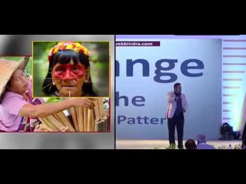 Vivek Bindra Speech on Belief System