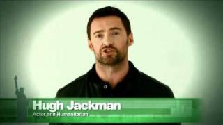 TO CATCH A DOLLAR: Hugh Jackman