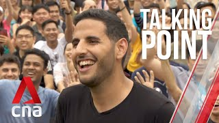 CNA | Talking Point | E06 - A day in Singapore with vlogger Nas Daily