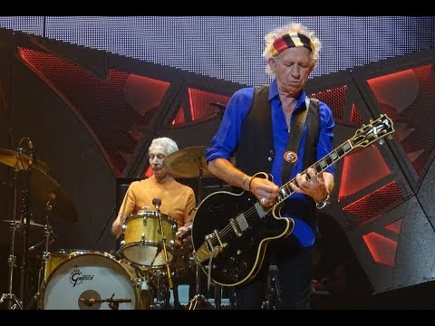 The Rolling Stones Live in Las Vegas 2016 [Full Concert]