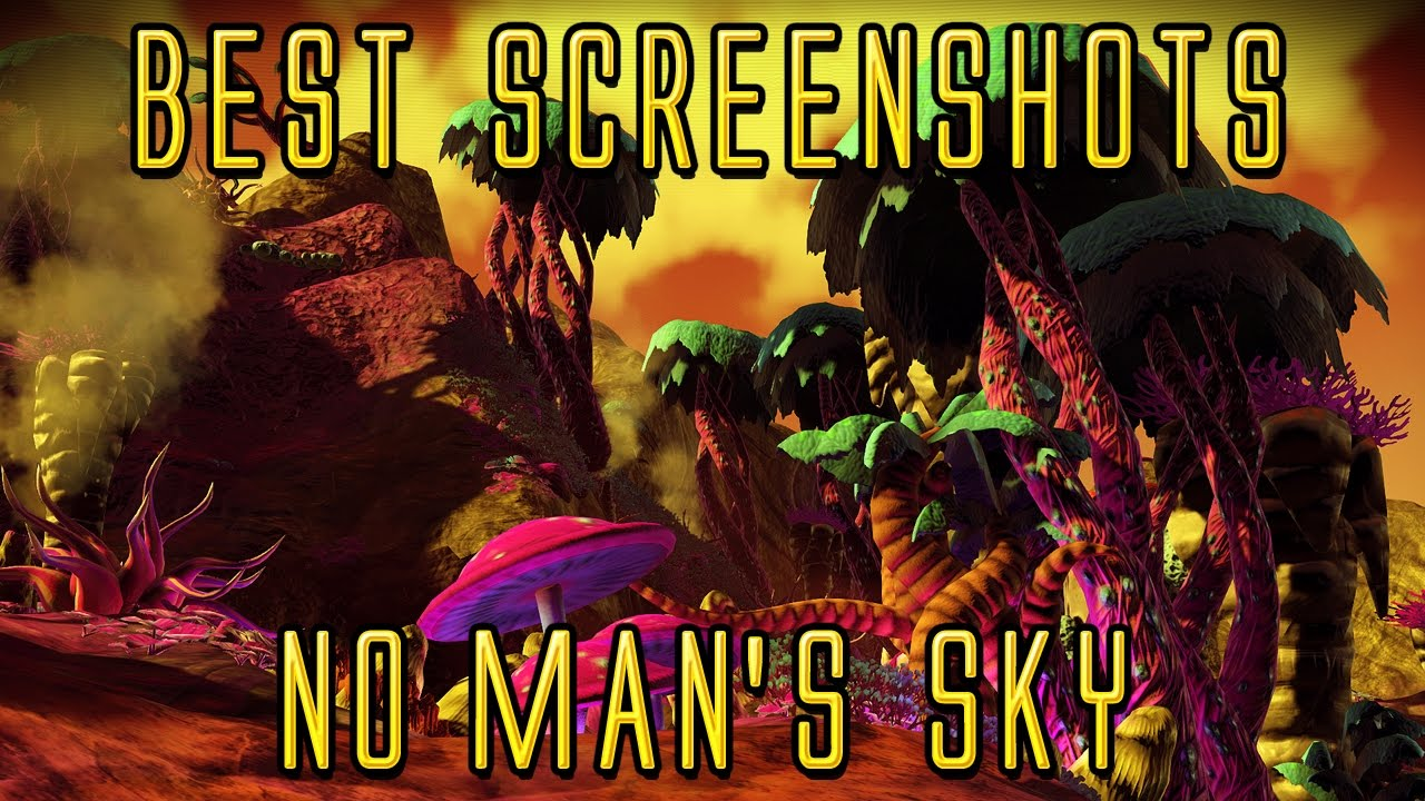 Best Screenshots  No Man's Sky  Youtube