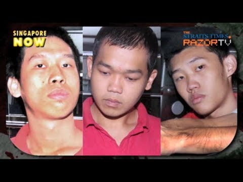 Three charged with murder (Darren Ng's final journey Pt 3)