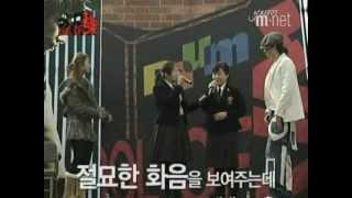 With Bi Rain & Yoon Eun Hye. MC: Jadu.