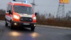 Patiententransportzug beim ASB in NRW (PT-Z 10 NRW)