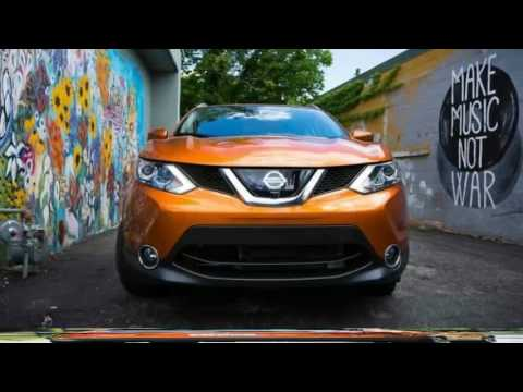 2017 Nissan Rogue Sport | As the crossover boom expands to smaller vehicles | Good-Looking Trucklet