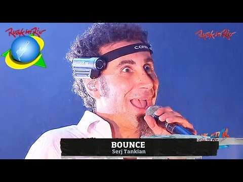 System Of A Down - Bounce live【Rock In Rio 2011 | 60fpsᴴᴰ】