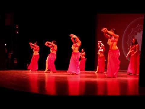 Arcoiris de Isis 3 Academia de Danzas ABir