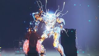 Destiny 2: protheon, modular mind boss fight