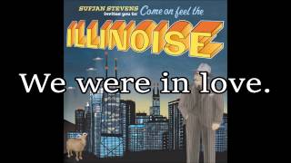 Sufjan Stevens - The Predatory Wasp of the Palisades Is Out to Get Us! [Lyrics]