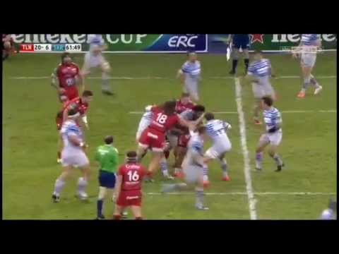 RC Toulon – Saracens 23-6 Rugby Union 2013/2014 Heineken Cup Final 24 May 2014