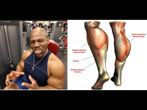 How to Grow Calf Muscles #LIFT4LIFE