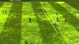 FIFA 14 iPhone/iPad - Barcelona SC vs. Udinese