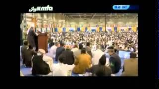 Khilafat Noor-e-Raabul Alameen Hae خلافت نورِ رب العالمیں ہے