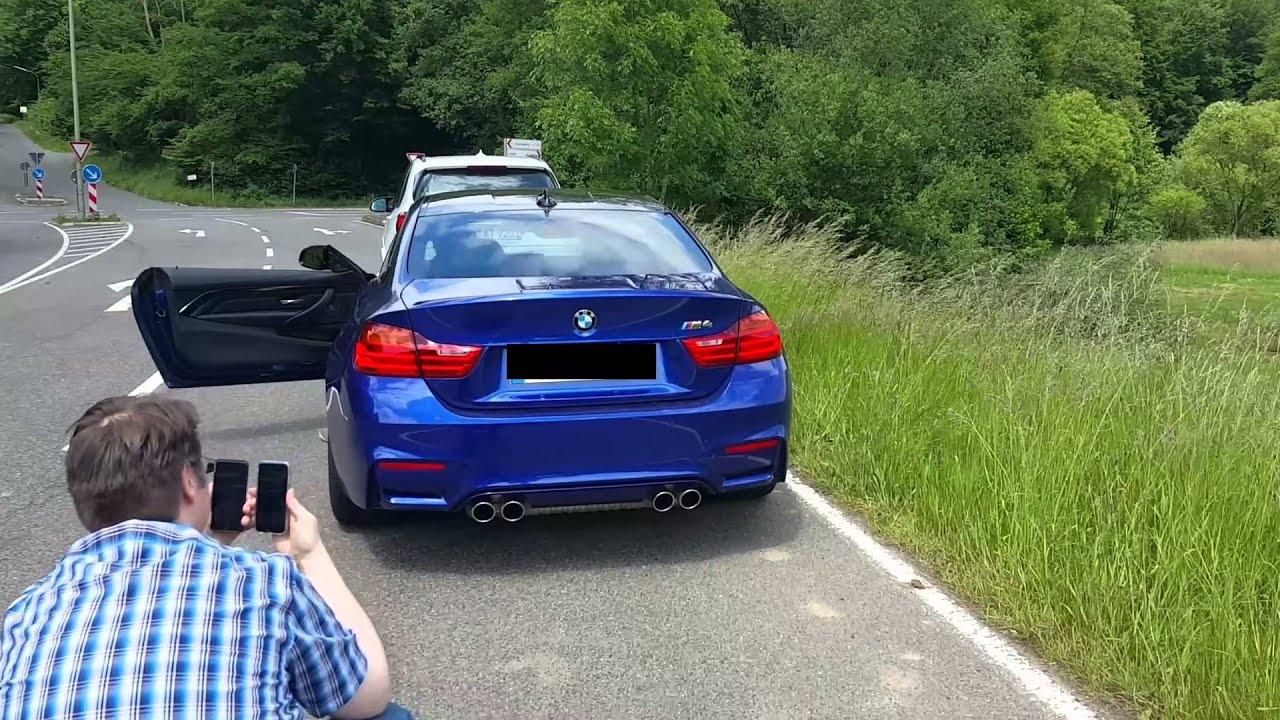 Bmw M4 Coupe >> BMW M4 Coupé - F82 - ESD - Sound - Exhaust - San Marino - - YouTube