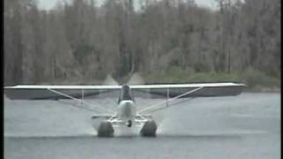 Excalibur Aircraft Customers -  Alan lindeman take off .flv