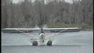Excalibur Aircraft Customers -  Alan lindeman take off .flv