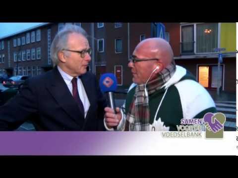 Haagse burgemeester Jozias Van Aartsen opent