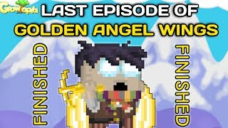 Growtopia | Getting Golden Angel Wings [Last Episode] #RTGAW20